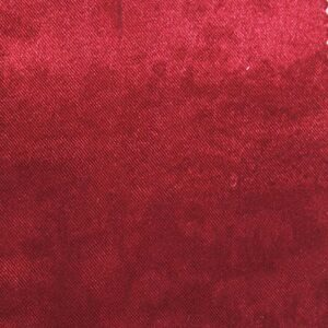 Ткань бархат бордо