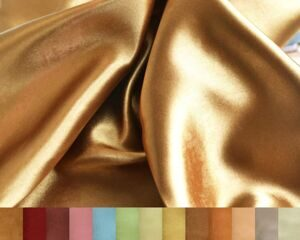 Satin light brown