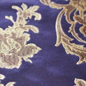 Maratea dark violet/gold